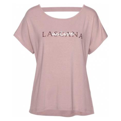 LASCANA ACTIVE Funkční tričko růže