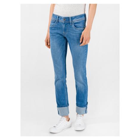 Saturn Jeans Pepe Jeans Modrá