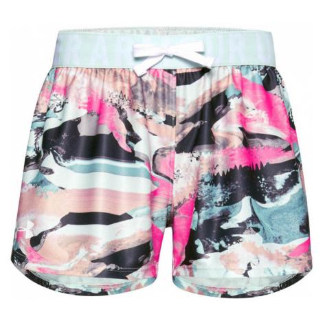 Under Armour Play Up Printed Shorts Dívčí kraťasy 1351715-404
