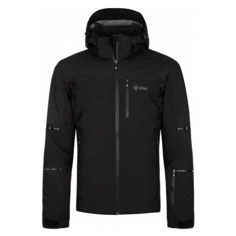 Kilpi Pánská lyžařská bunda Tonn černá