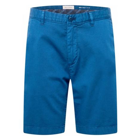Marc O'Polo Chino kalhoty modrá