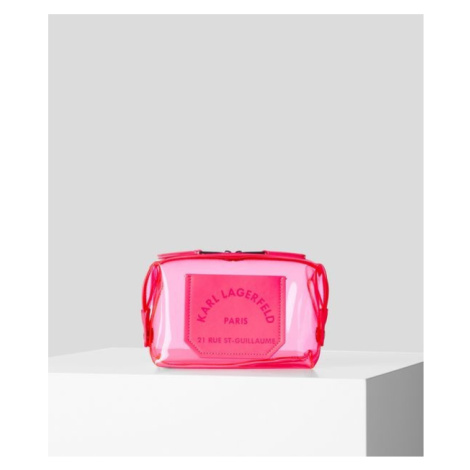 Kosmetická Taška Karl Lagerfeld K/Journey Transparent Washbag