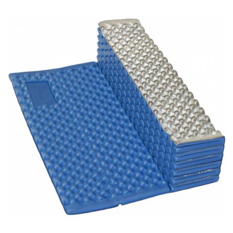 Karimatka Skládací Yate Wave Alu 2.0 180X56X2 Cm Modrá