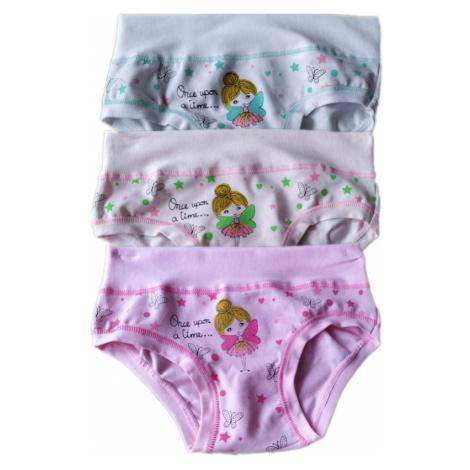 Dívčí kalhotky Emy Bimba 2352- 3ks