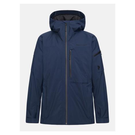 Bunda Peak Performance M Alpine 2L Jacket - Modrá