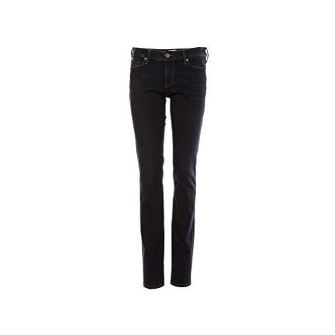 Mustang jeans Jasmin Slim dámské tmavě modré