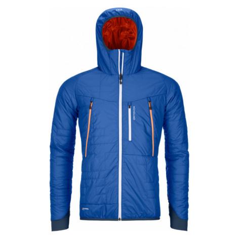 Pánská bunda Swisswool Piz Boe Jacket M just blue Ortovox