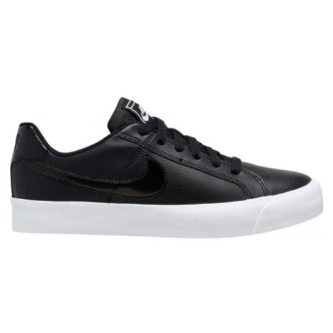 Nike COURT ROYALE AC černá - Dámská volnočasová obuv