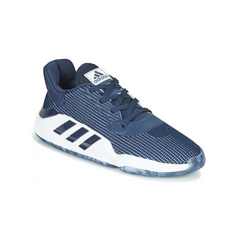 Adidas PRO BOUNCE 2019 LOW Modrá