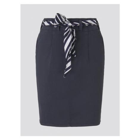 Tom Tailor plátěná sukně 1017443/10668