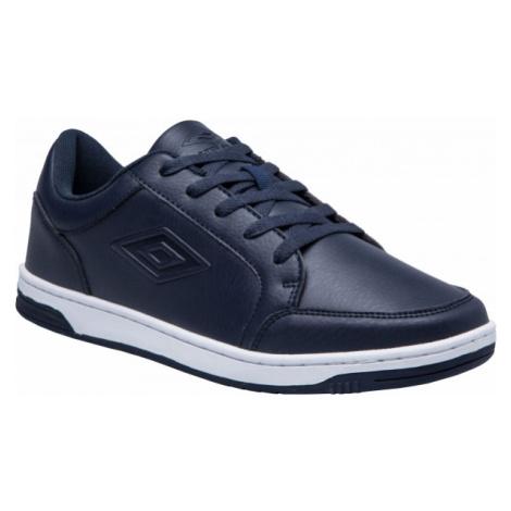 Umbro RICHMOND modrá - Pánská volnočasová obuv