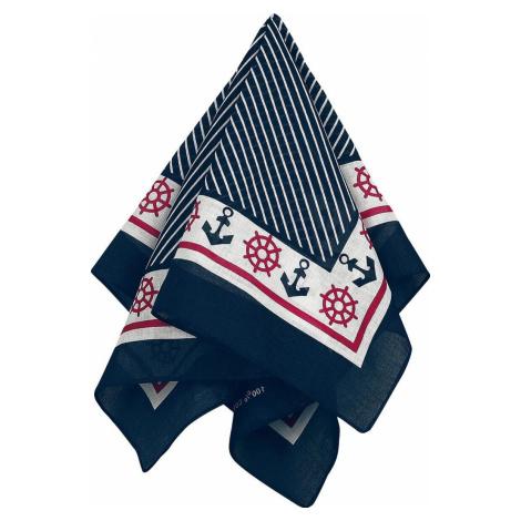 Rock Daddy Šatka Striped Maritime Bandana - malý šátek vícebarevný