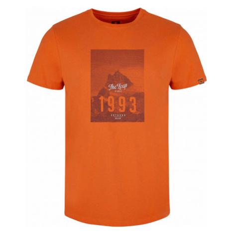 Loap ANILL oranžová - Pánské triko