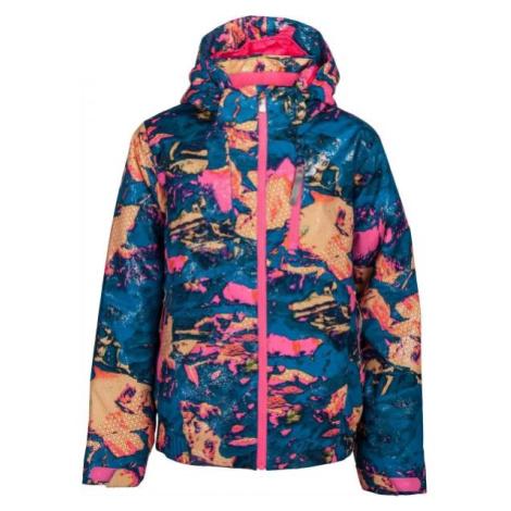 Spyder LOLA JACKET růžová - Dívčí bunda
