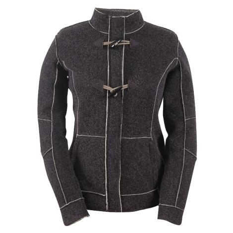 """TRANUM - dámský sportovní kabátek  (""""wool-like"""") tmavě šedá 2117 of Sweden"""