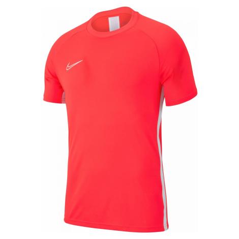 Tričko Nike DRY Academy 19 TOP Oranžová / Bílá