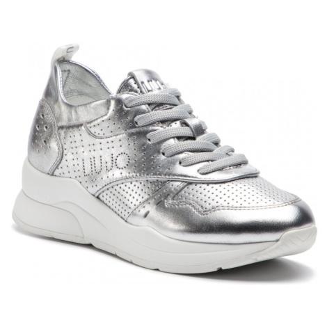 LIU JO Karlie 14 - Sneaker Silver