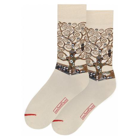 MuseARTa - Ponožky Gustav Klimt - The Tree of Life