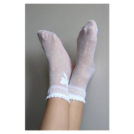 Dámské ponožky Veneziana Alice černá univerzální