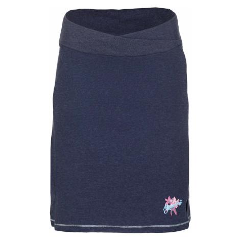 Dámská sukně Alpine Pro MANIQUA 2 - tmavě modrá