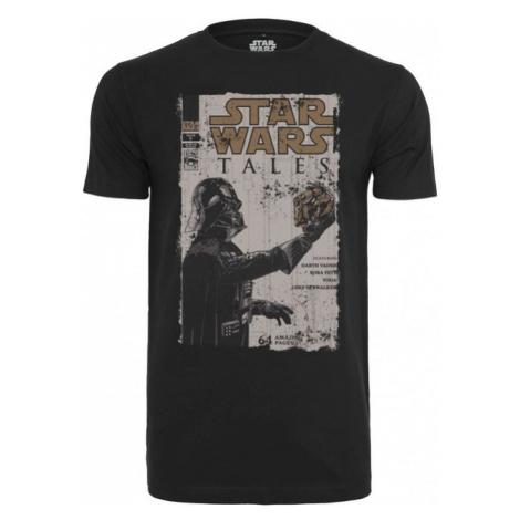 Mr. Tee Star Wars Darth Vader Tales Tee black