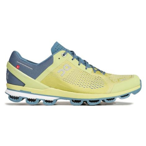 Běžecké boty On Running CLOUDSURFER modrá|Żółty