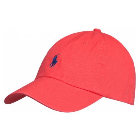 Kšiltovka Polo Ralph Lauren CLS SPRT červená