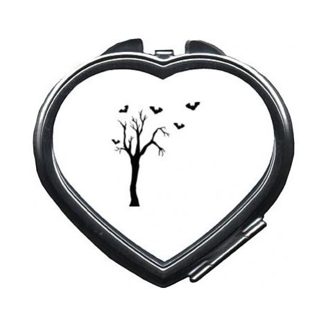 Zrcátko srdce Strom
