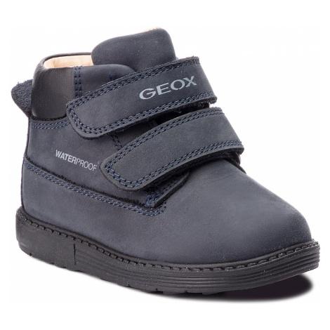 Kotníková obuv GEOX - B Hynde B. Wpf A B842HA 00032 C4002 M Navy
