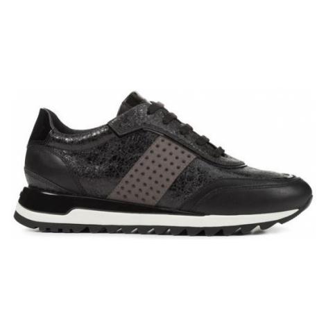 Geox D TABELYA černá - Dámská volnočasová obuv