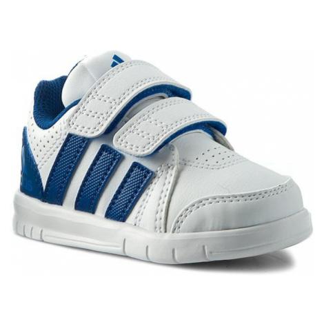 Dětské tenisky Adidas LK Trainer 7 bílá/modrá