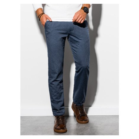 Pánské kalhoty Ombre P892