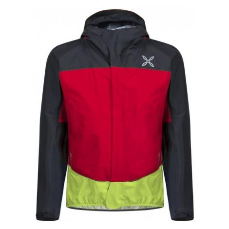 Montura bunda pánská Energy Star Jacket, červená/šedá