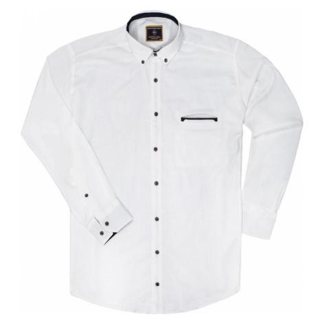LAVECCHIA košile pánská LV-4040 nadměrná velikost