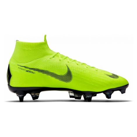 Kopačky Nike Mercurial Superfly 6 Elite SG-PRO AC Žlutá / Černá