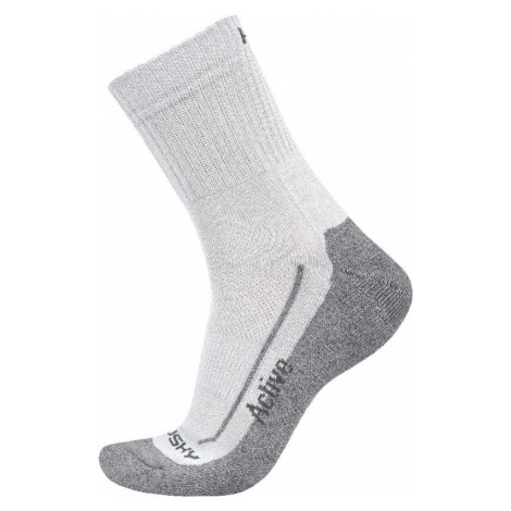Husky Active, šedá Ponožky