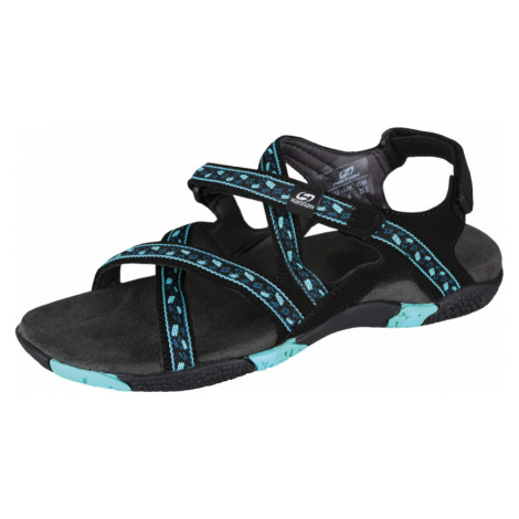 HANNAH Fria lady Dámské sandály 118HH0207BS03 Electric green (leaf)
