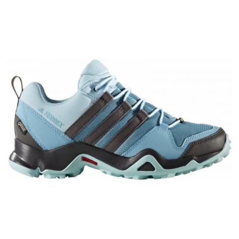 adidas TERREX AX2R GTX W modrá 6 - Dámská outdoorová obuv