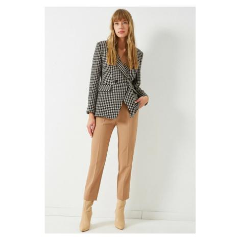 Koton Women Brown Trousers