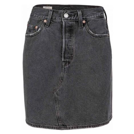 Levi's HR DECON ICONIC BF SKIRT CORE - Dámská riflová sukně Levi´s