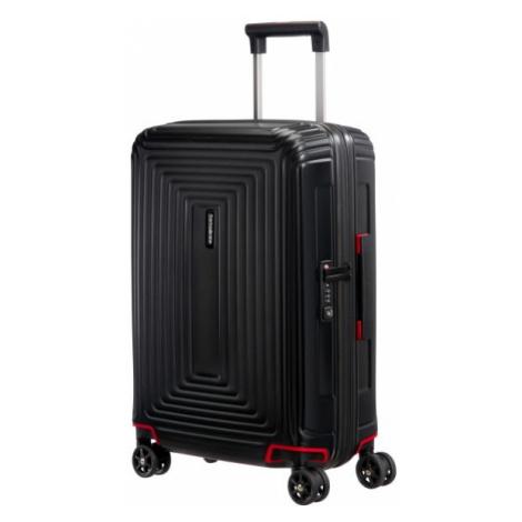 Samsonite Kabinový cestovní kufr Neopulse Spinner 44D 38 l - černá