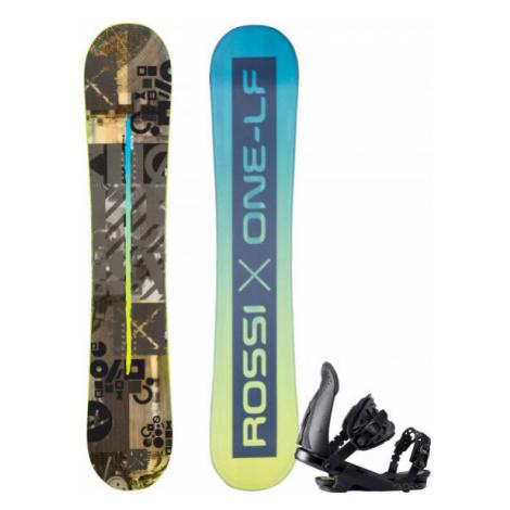 Rossignol ONE LF + CUDA M/L - Pánský snowboard set