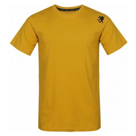 Pánské tričko Rafiki Slack lemon curry