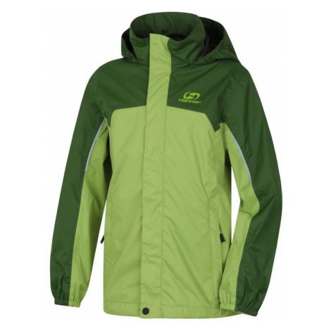 Dětská bunda Hannah Peeta JR greenery/treetop