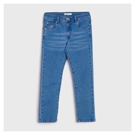 Sinsay - Džíny regular fit - Modrá