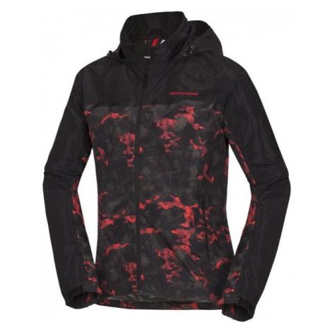Northfinder HUJBERT černá - Pánská bunda