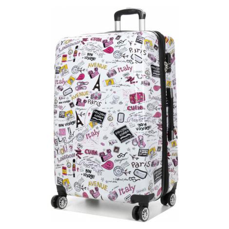 Cestovní kufr MADISSON 4W ABS L