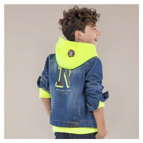 Chlapecká riflová bunda Mayoral 6442 | modrá