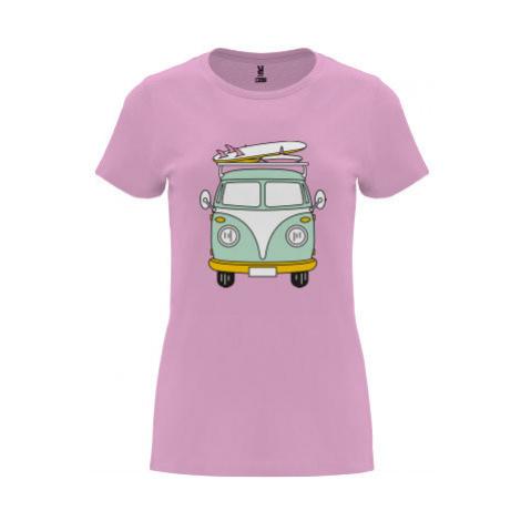Dámské tričko Premium Camper Van