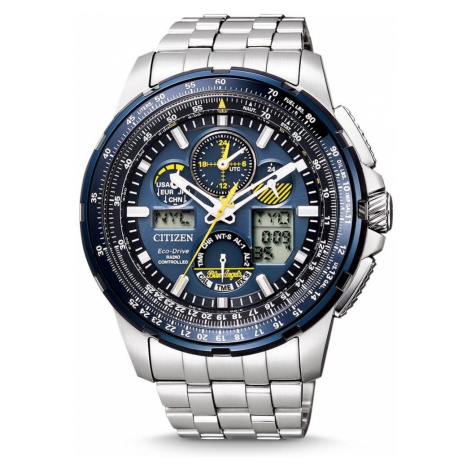 Citizen Promaster Skyhawk Radio Controlled JY8058-50L A-T Blue Angels